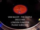 VAN McCOY - THE HUSTLE (DISCO MIX) 12 INCH VERSION