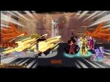 Ninja World Elite Match 134 - Супер Вызов