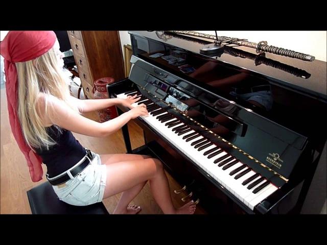 Jarrod Radnich Pirates Piano Contest group 2 Sanne Berghuis