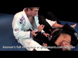 How to do the 50-50 Armbar by Keenan Cornelius