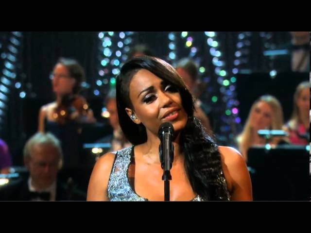 Ida Corr Let Me Think About It (Orchestral Version) / Live at the DR diva concert / 2.11.2012