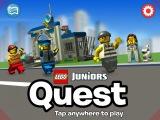 Мультик как Игра. Конструктор Лего. Сказка про Грабителя и Кошку. LEGO Juniors Quest