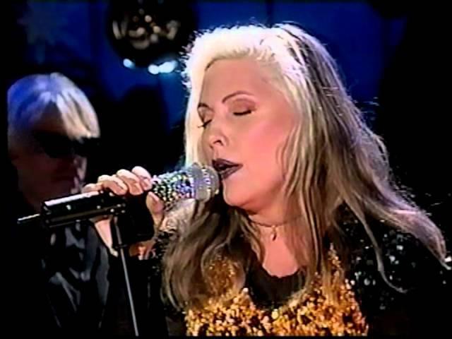 Deborah Harry Blondie perform 'Maria' Live 12 11 1999