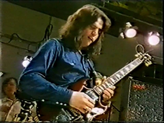 Est Of Eden LIVE TV 1972 (Germany)- Nobody Played The Pied Piper