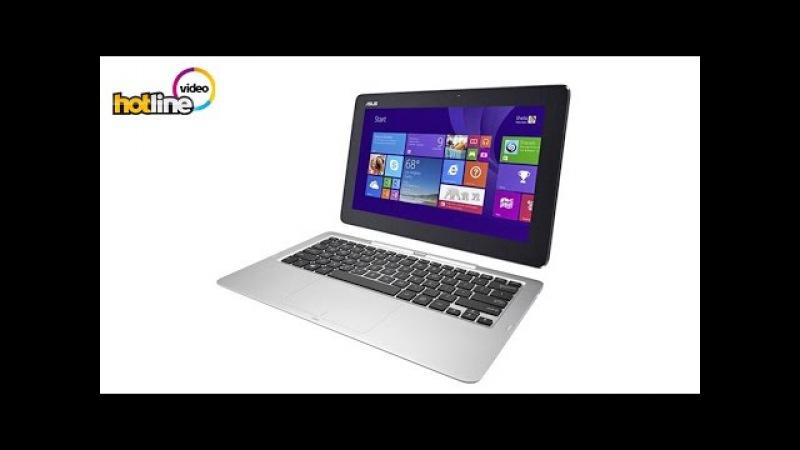 Обзор ноутбука-трансформера 2-в-1 ASUS Transformer Book T200TA