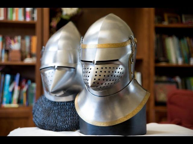 Helmets: The Great Bascinet