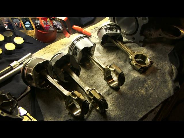 Капитальный ремонт двигателя ''Сделано в гараже''
