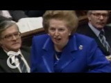 Margaret Thatcher's Memorable Remarks A Video Mash-up The New York Times