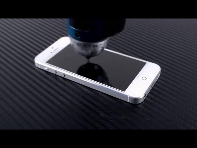 Противоударное защитное стекло для телефонов и планшетов