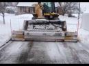 Чистка дорог за рубежом Зарубежный пример Cleaning roads abroad