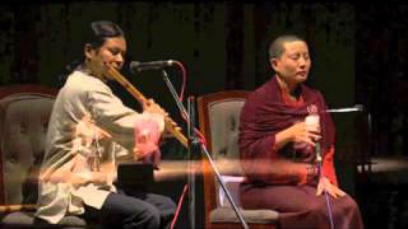 Ani Choying Japan Tsunami Relief Concert (Music Garden in Nepal No.6)