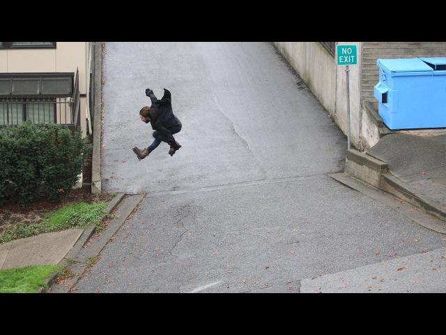 Richie Eisler in CANADA - USD Skates