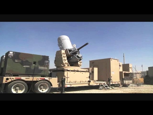 US ADA - 20mm Counter-Rocket, Artillery Mortar (C-RAM) Base Protection Live Firing [720p]
