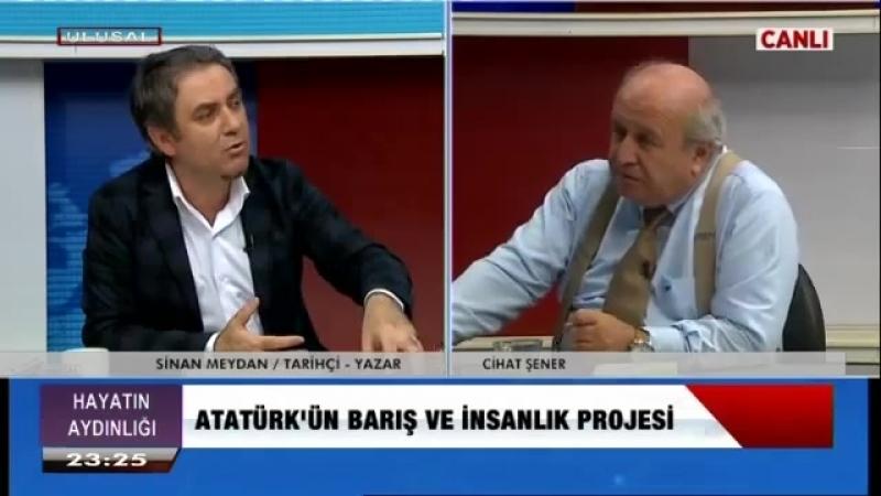 Atatürke ve Cumhriyete Saldırıların Geldiği Son Nokta!