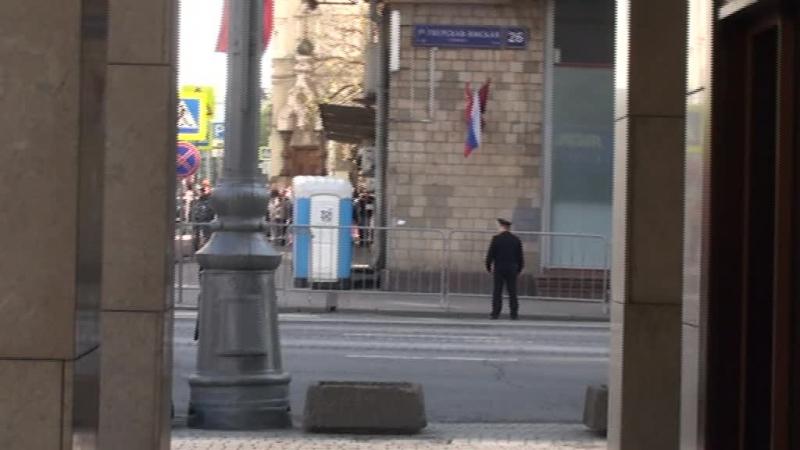Видео обзор Военной технике Парада Победы 70 летия в Москве. Часть 1