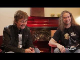 Русские клипы глазами Deep Purple и Nazareth (Видеосалон №36) — следующий 15 июля - YouTube [720p]