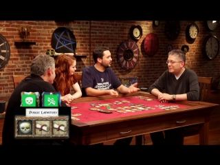 Elder Sign- Felicia Day, Mike Morhaime, and Bill Prady join Wil on TableTop, episode 11