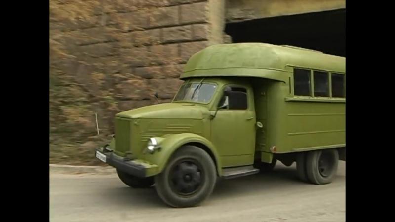 Тест-драйв GAZ Lublin-51 (Люблин 51)