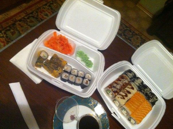 Автосуши - доставка суши