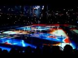 Предматчевое шоу перед 6 матчем СКА - Динамо