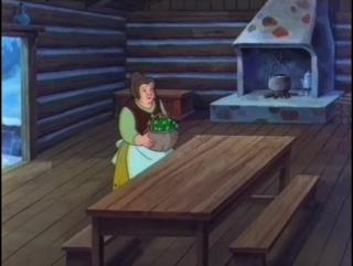 12 месяцев (Япония, 1980) полнометражный мультфильм, советский дубляж