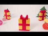 Новый год с LEGO® DUPLO® строим подарки!