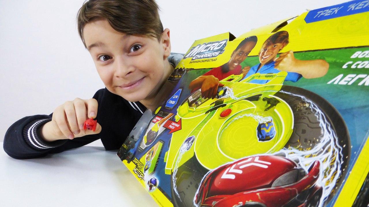 Игры Гонки! ИгроБой Даня и машинки его мечты! Видео для детей