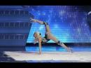 Шоу талантов Грузии. Ева Шиянова. Танец в муке