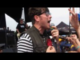Hawthorne Heights performing