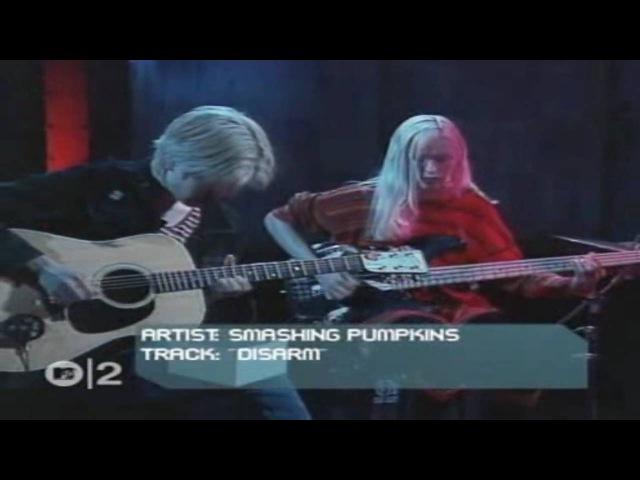 The Smashing Pumpkins - DISARM Acoustic 1993 on MTV