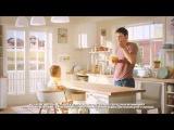 Реклама детского питания фрутоняня или