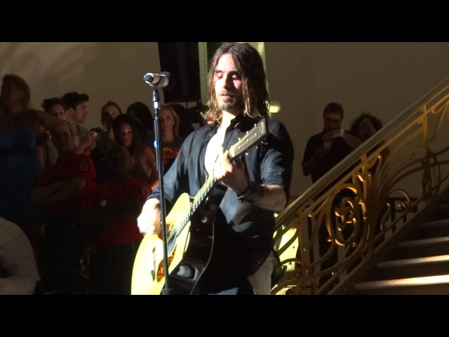 30 Seconds to Mars - Grand Palais 2013 - Paris Hurricane - From Yesterday - The Kill