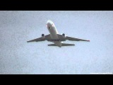Rare visit of Kelowna Flightcraft Air Charter DC-10F in Moscow-Sheremetyevo Take-off
