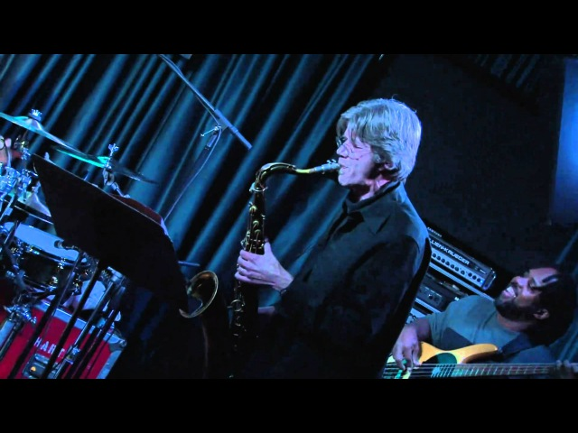 Mike Stern Band featuring Victor Wooten Dave Weckl and Bob Malach at the Iridium Jazz Club m2t