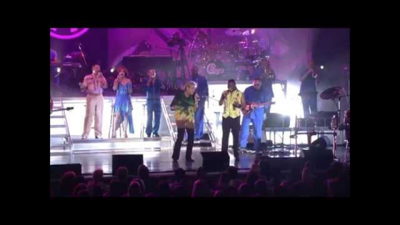 Chicago and Earth, Wind Fire - Live at the Greek Theatre '04_1СD