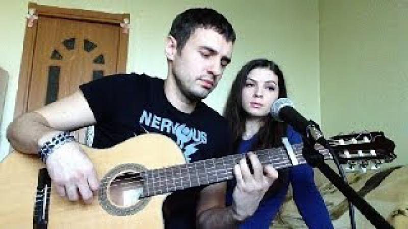 Ангелы не спят - красивая песня под гитару