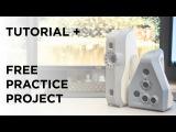Artec 3D Scanning Tutorial - Free Practice Project Download