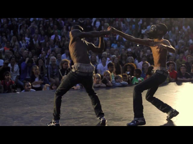 Bones the Machine and DJ Aaron | Flexing Bonebreaking | Super jam 2012