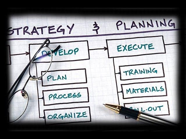 Правила эффективного планирования (Ирина Соковых)