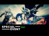 Special | Dawn of the Justice League: Geoff Johns and Kevin Smith Trailer | The CW