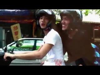 Romantic Gay Chinese Movie : The Third Love 校園同志短片 《 奇異果之戀