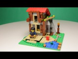 Lego Creator - Small Cabin, 31048/ Лего Креатор - Маленькая Хижина,31048.
