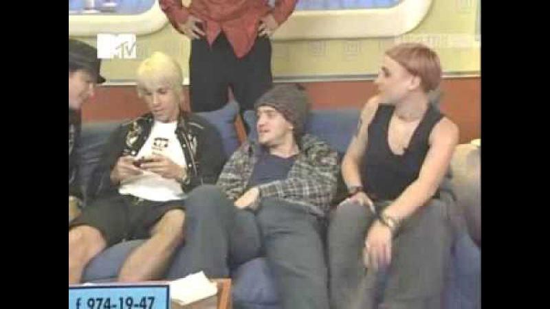 VIP Каприз - Red Hot Chili Peppers interview (1999) - polskie napisy