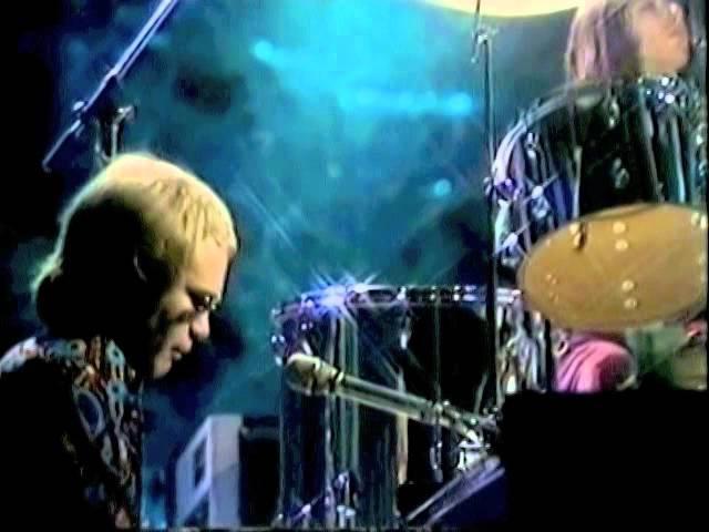 Elton John - Madman Across the Water (1971) Live at BBC Studios