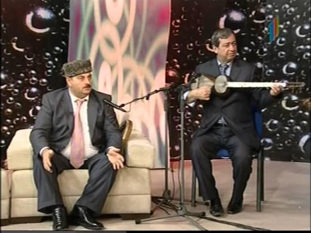 Ağaxan Adullayev - Şur və Mahur (ustad dərsi)