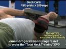 TNT Neck training DVD
