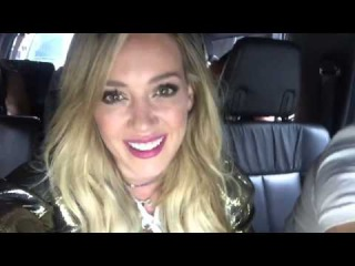 Hilary Duff thanks her fans for getting new album to number 1