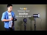 Trigger Test between the Godox QS-400 vs QT-400 Flash Strobes