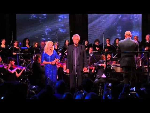 Andrea Bocelli Sabina Cvilak Con Te Partiro Time to Say Goodbye