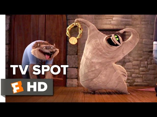 Hotel Transylvania 2 TV SPOT - In Theaters Now! (2015) - Adam Sandler, Selena Gomez Movie HD